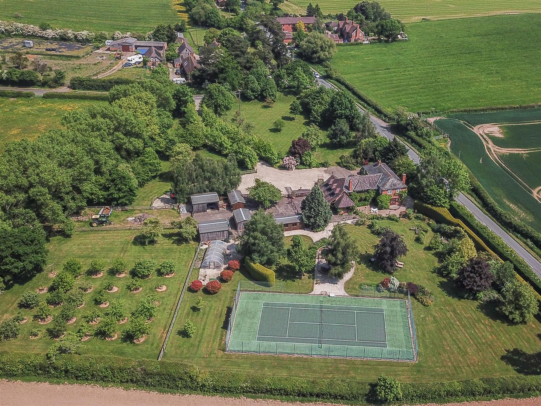 Priestfields, Hanley Castle, Worcester